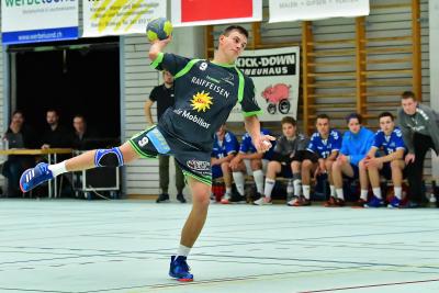 Ivo Betschart und sein Team wollen die gute Leistung aus dem Spiel gegen Olten nun gegen Wohlen bestätigen. (Bild: Andy Scherrer)