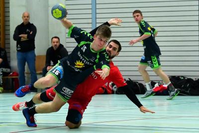 Der KTV Muotathal, hier mit dem jungen Noah Heinzer am Ball, bestreitet am kommenden Samstag bereits das letzte Heimspiel in diesem Jahr. (Bild: Andy Scherrer)